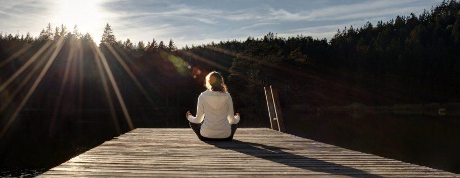 Webbkurs, introduktion till mindfulness.